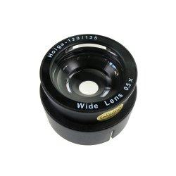 広角レンズ<br>ワイドレンズ HW-05 x0.5<br>HOLGA ホルガ
