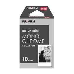 チェキ用フィルム<br>FUJIFILM instax mini<br>モノクローム