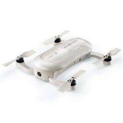 ホビードローン カメラ付き<br>DOBBY Delux Model 日本正規品<br>ZERO TECH<br>4K画質 GPS バッテリー2個