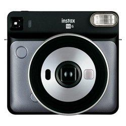 インスタントカメラ<br>チェキスクエア instax SQUARE SQ6<br>グラファイトグレイ