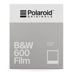 ポラロイドフィルム<br>B&W Film for 600<br>Polaroid Originals