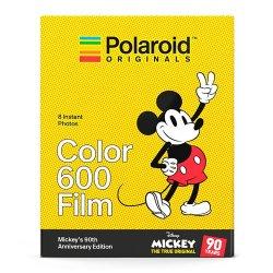 ポラロイドフィルム<br>Color Film for 600<br>Mickey's 90th Edition