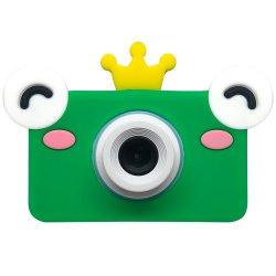 トイカメラ<br>Cartoon Digital Camera カエル<br>800万画素