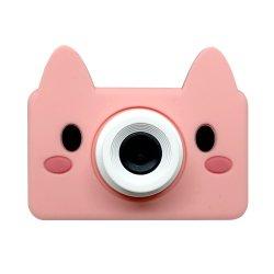 トイカメラ<br>Cartoon Digital Camera ブタ<br>800万画素