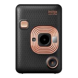 インスタントカメラ<br>チェキ instax mini LiPlay<br>エレガントブラック