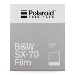 ポラロイドフィルム<br>B&W Film for SX-70<br>Polaroid Originals