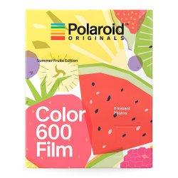 ポラロイドフィルム<br>Color Film for 600<br>Summer Fruits Edition