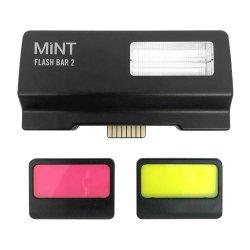フラッシュ<br>MiNT Flashbar<br>SX-70用フラッシュ
