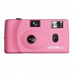 フィルムカメラ<br>YASHICA MF-1<br>ピンク