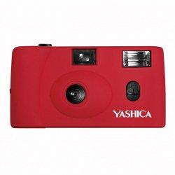 フィルムカメラ<br>YASHICA MF-1<br>レッド