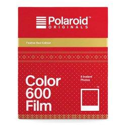 ポラロイドフィルム<br>Color Film for 600<br>Festive Red Edition