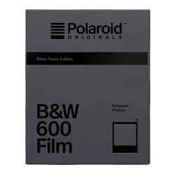 ポラロイドフィルム<br>B&W Film for 600<br>Black Frame Edition