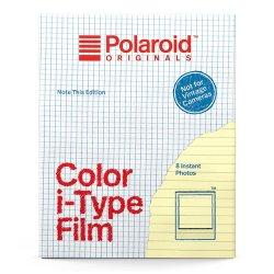 ポラロイドフィルム<br>Color Film for i-Type<br>Note This Edition