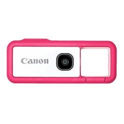 トイカメラ<br>Canon iNSPiC REC ピンク<br>1300万画素