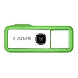 トイカメラ<br>Canon iNSPiC REC グリーン<br>1300万画素