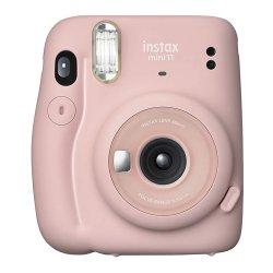 インスタントカメラ<br>チェキ instax mini 11<br>ブラッシュピンク