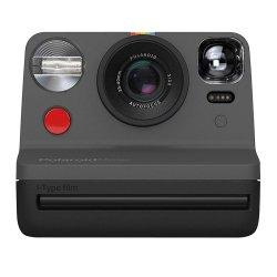 インスタントカメラ<br>Polaroid Now<br>ブラック