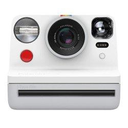 インスタントカメラ<br>Polaroid Now<br>ホワイト