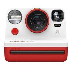 インスタントカメラ<br>Polaroid Now<br>レッド