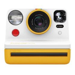 インスタントカメラ<br>Polaroid Now<br>イエロー