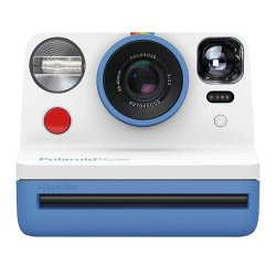 インスタントカメラ<br>Polaroid Now<br>ブルー