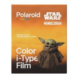 ポラロイドフィルム<br>Polaroid Color i-Type Film<br>Mandalorian Edition