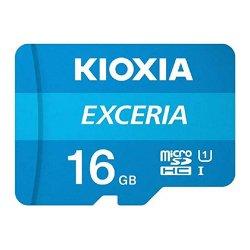 KIOXIA microSDHCカード<br>16GB 100MB/s UHS-I
