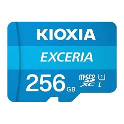 KIOXIA microSDXCカード<br>256GB 100MB/s UHS-I