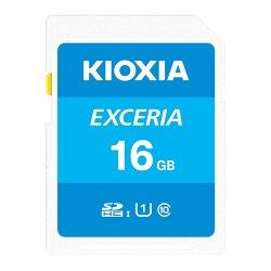 KIOXIA SDHCカード<br>16GB 100MB/s UHS-I