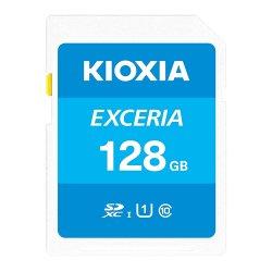 KIOXIA SDXCカード<br>128GB 100MB/s UHS-I