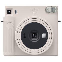 インスタントカメラ<br>チェキ instax SQUARE SQ1<br>チョークホワイト