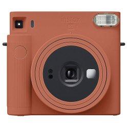 インスタントカメラ<br>チェキ instax SQUARE SQ1<br>テラコッタオレンジ