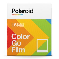 ポラロイドフィルム<br>Polaroid Color Go Film<br>Double Pack(8枚撮り×2)<img class='new_mark_img2' src='https://img.shop-pro.jp/img/new/icons8.gif' style='border:none;display:inline;margin:0px;padding:0px;width:auto;' />