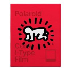 ポラロイドフィルム<br>Polaroid Color i-Type Film<br>Keith Haring Edition