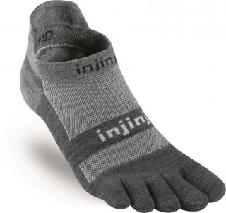 injinji [インジンジ] / RUN LIGHT WEIGHT NO-SHOW NuWool