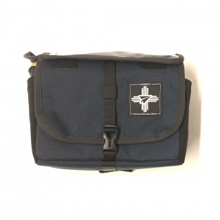 RawLow Mountain Works / Bike'n Hike Front Bag Papersky edition