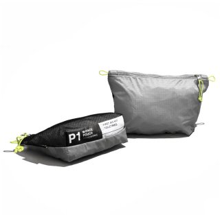 PAAGO WORKS [パーゴワークス] / W-FACE POUCH 1
