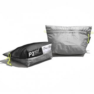 PAAGO WORKS [パーゴワークス] / W-FACE POUCH 2