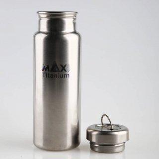 MAXI / Titanium Water Bottle