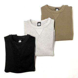 Yetina [イエティナ] / allseason cotton sweat shirt