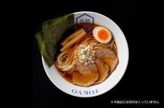 【お鍋1つで食べられるプレミアム琥珀(5食入)】(スープと乾麺のみ)