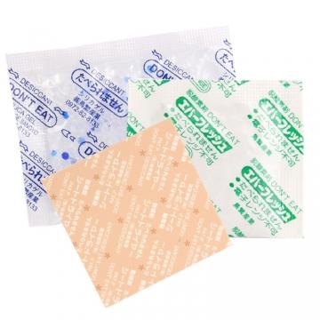 乾燥剤シリカゲル・脱酸素剤