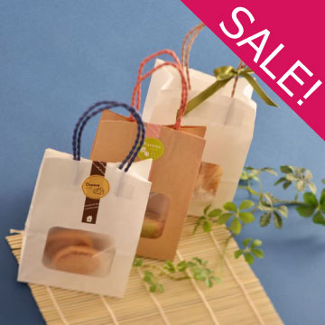 【セール】ラッピングバッグ・ギフト袋