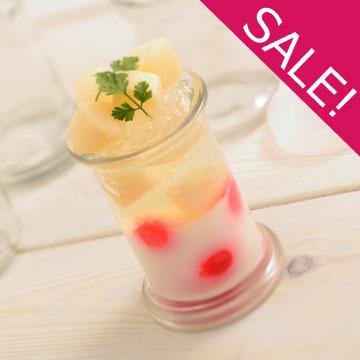 【セール】デザートカップ・デザート瓶・ガラス瓶