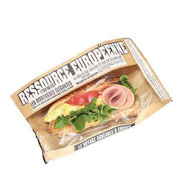 サンドイッチ袋(紙製)