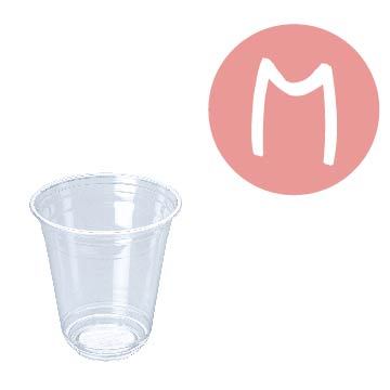 Mサイズ(容量:355ml〜441ml)
