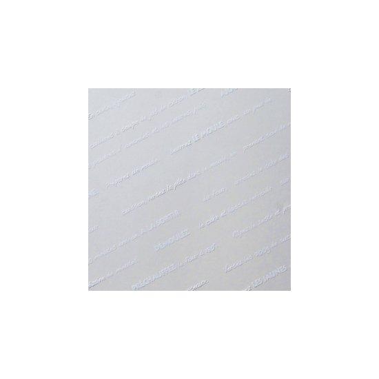 マットOPシート スペシャリテ 150×150 ホワイト 500枚入 ▽