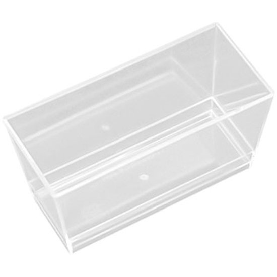 デザート容器 MRチョウカク140 透明  20枚入