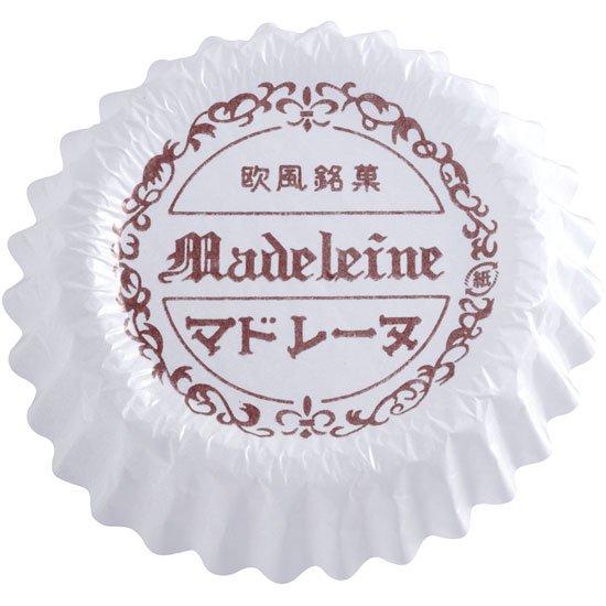 マドレーヌ グラシン 7号 印刷  1本(1,000枚入)