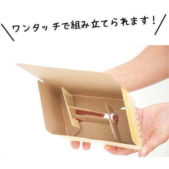 プリンボックス(4本用) 100個入【直送品:イデア】